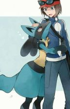 Female Riolu /lucario x male reader  by Explodable