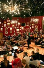 Natasha,Pierre, and the Great Comet of 1812 imagines by theonewithmusicals