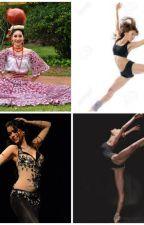 La Bailarina de las 4 Danzas - Jimin y tu by MelCamila22