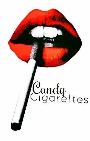 Candy Cigarettes by Porcelainprincess
