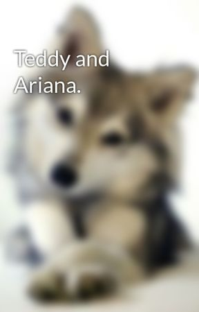 Teddy and Ariana. by JessicaChambers881