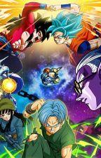 Dragon Ball Super Roleplay 2 by Son-Goki