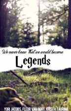 Legends by kristabutterfly