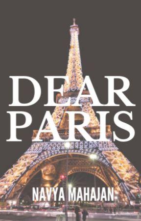 Dear Paris by qqsunflowerqq