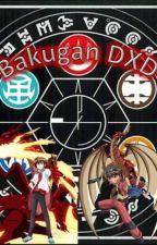 Bakugan DxD by AngelGonzalez753