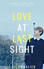 LOVE AT LAST SIGHT | VRene by LilyWhalien