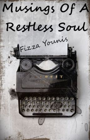 Musings of a Restless Soul by storieswithsoul