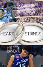 Heartstrings [Kiefer Ravena & Alyssa Valdez] - Book 2 by deus11