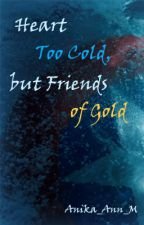Heart Too Cold, but Friends of Gold*Captain America*Avengers* by Anika_Ann_M