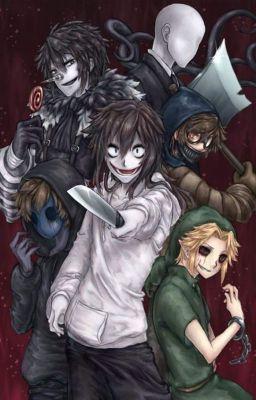 Đọc truyện (creepypasta and OC) Tôi có một gia đình sát nhân