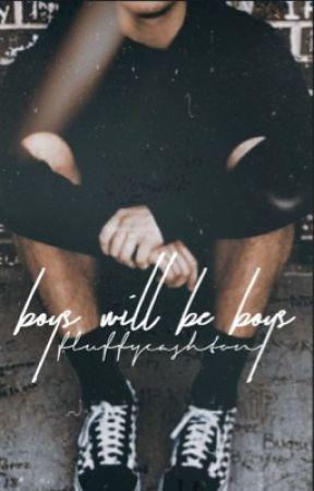 boys will be boys ✰ 5sos by fluffycashton
