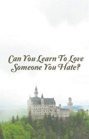 Can You Learn To Love Someone You Hate Introduction Wattpad