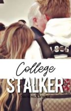 College Stalker • Jerika by shiningxjerika
