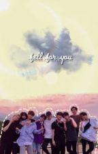fell for you ➸ stray kids  by hyunjinsuwus