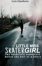 Little Miss SkaterGirl by alienfvcker