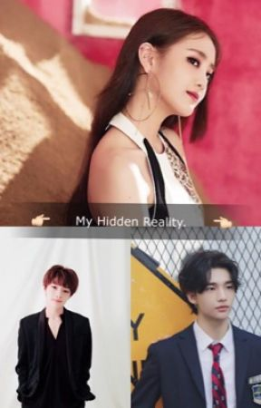 My Hidden Reality. ✔️{ G-Idle Minnie & Stray Kids} by Kang_Rian