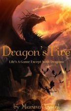 Dragon's Fire by Marina_Crystal