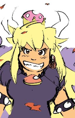 The Glory Of Bowsette Chapter 70 My First Wife Page 1 Wattpad