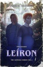 LEÍRON by RainbowCockatoo