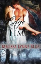 Edge Of Time by MelissaMayer-Blue