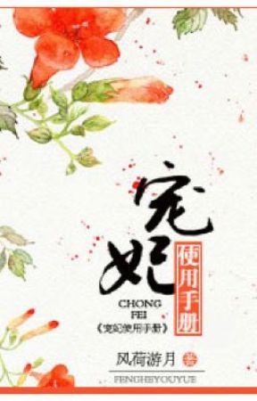 Chongfei Manual by SerenitySaki