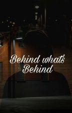 Behind The Mask by Akagi_Sherrinford