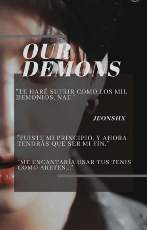 our demons » jungkook. [+18] by jeonshx