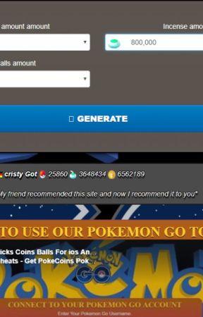 free pokecoins no survey or human verification