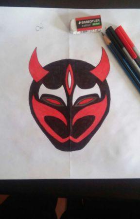 Oni Art Book by __Oni__