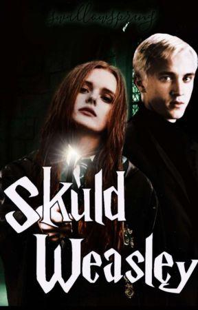 Skuld Weasley | HP ✓ by SwallowSpring