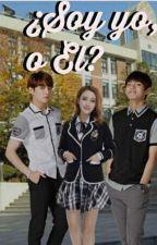 ¿Soy yo o Él? (Jungkook, Taehyung y Tú) by KimWolfhardPark