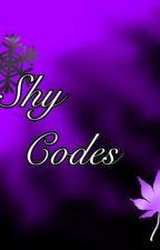 Shy codes || splatoon || by Seachasey