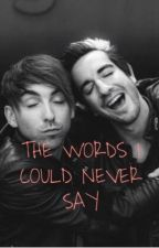The Words I Could Never Say  ☆Jalex ☆ by spooky-tidalwaves