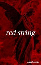 red string || michael langdon by _alecphankay