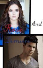 Rose and Dimitri (Vampire Academy) by JasPayne23