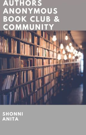 Authors Anonymous Community by ShonniAnita