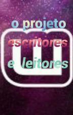 ♥projeto escritores e leitores♥ by Ritheltosta