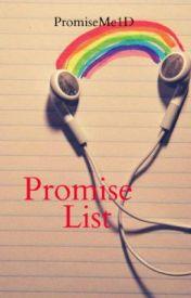 Promise List by PromiseMe1D