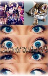 Glamorous tips by VixenL