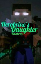 Herobrine's Daughter by rainitrox