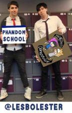 PHANDOM SCHOOL [CLOSED] by lesbolester