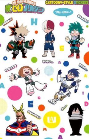My Hero Academia Imagines - Bakugo x Mute!Fem!Reader - Wattpad