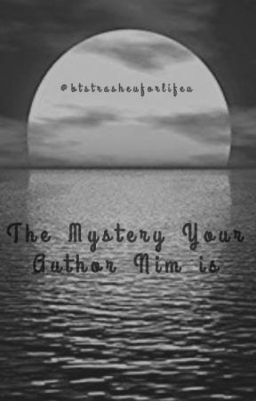 Secrets of Your Author by btstrasheuforlifeu