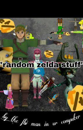 Random Zelda Stuff Owo What S This Wattpad