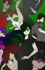 College {Danti}  by antisepticeye155