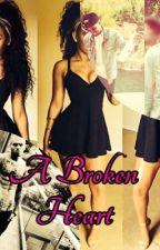 A Broken Heart - A Chris Brown Love Story by Tianaxoxx