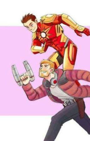 eXCUSE ME?//Starkquill by AgentJefferson