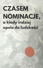 czasem nominacje, a kiedy indziej ważne apele do ludzkości by Obskurne