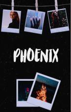 Phoenix  ━  LYDIA MARTIN by -ahsoka