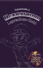 Hexagramm-Leprechan-Gold by Aquamarin2